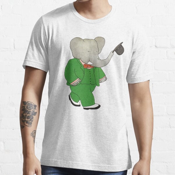 Babar l'Elephante Essential T-Shirt