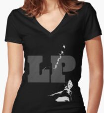 LP  Fitted V-Neck T-Shirt