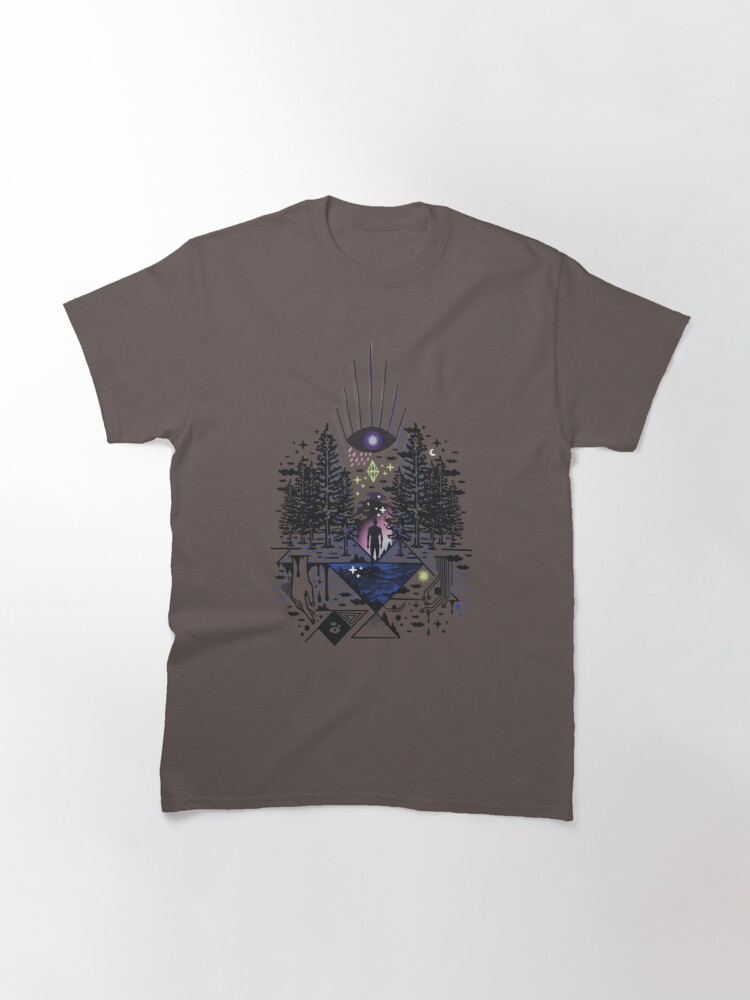 Alternate view of Magic Eye Classic T-Shirt