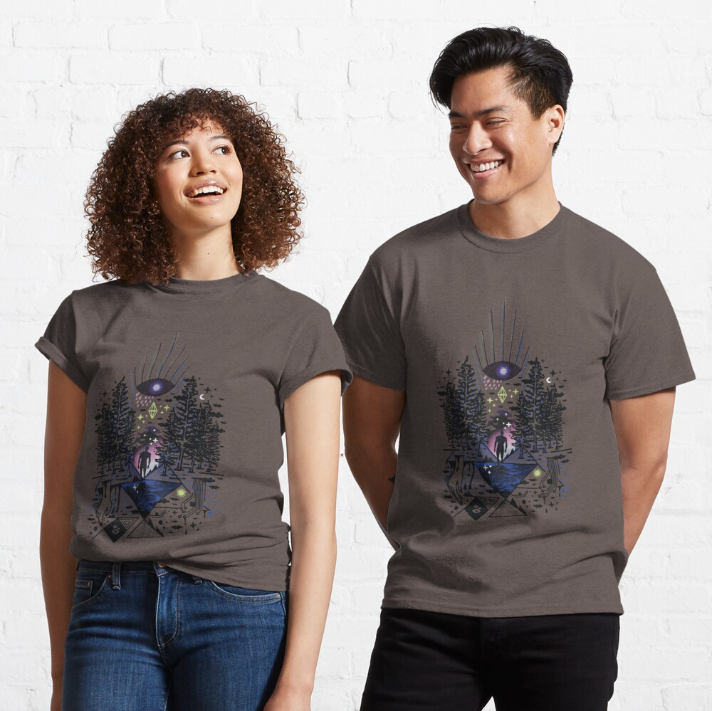 Magic Eye Classic T-Shirt