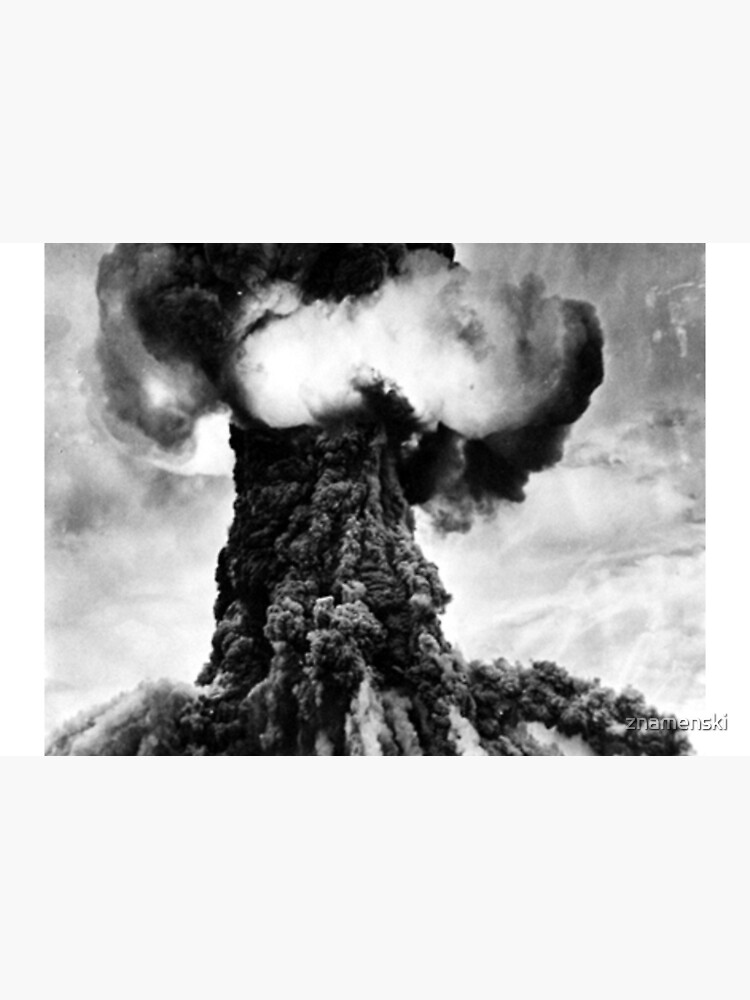 First Soviet atomic bomb test, Atomic Bomb Explosion by znamenski