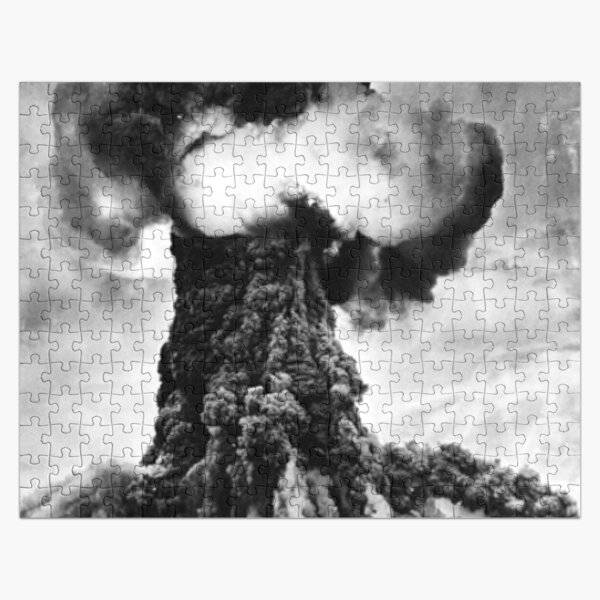 First Soviet atomic bomb test, Atomic Bomb Explosion Jigsaw Puzzle