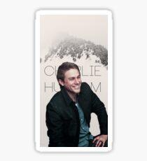 Charlie Hunnam - Winter Sticker