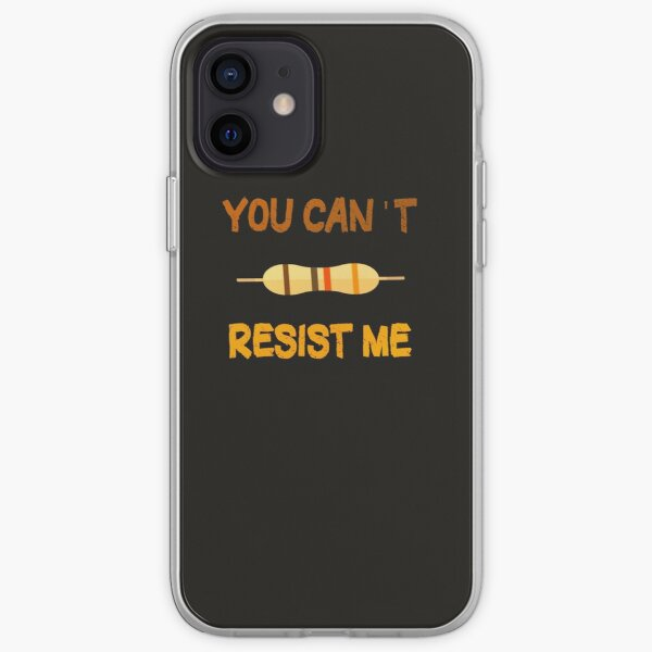 YOU CAN'T RESIST ME iPhone Soft Case