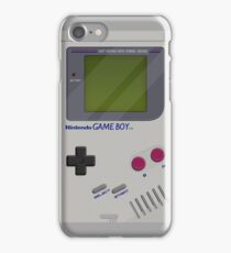 Classic Gameboy iPhone Case/Skin