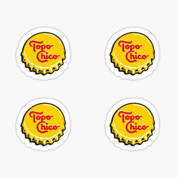 Topo chico - mexican water sticker pack Sticker