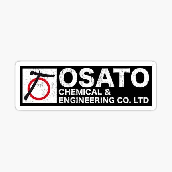 Osato Chemical Engineering Sticker