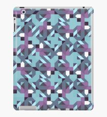 Abstract Mosaic iPad Case/Skin