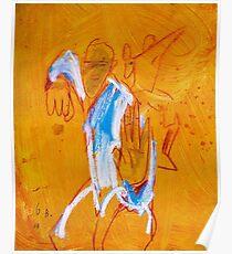 Shaolin Monk 3_LEOPARD Poster