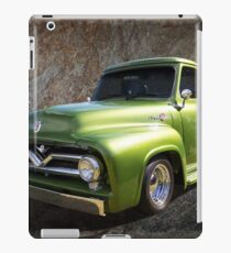 Fifties Pickup iPad Case/Skin