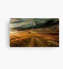 Midwest Plains Canvas Print