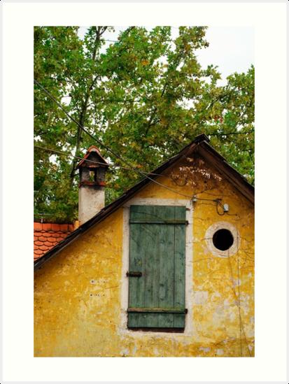 Historic Building in Skofja Loka by jojobob