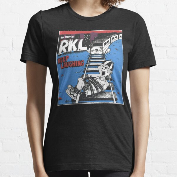 The Best Of RKL Keep Laughing  Essential T-Shirt