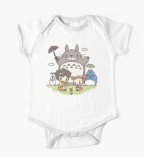 My Neighbor Totoro studio Ghibli One Piece - Short Sleeve