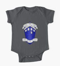 Doctor Who - TARDIS One Piece - Short Sleeve