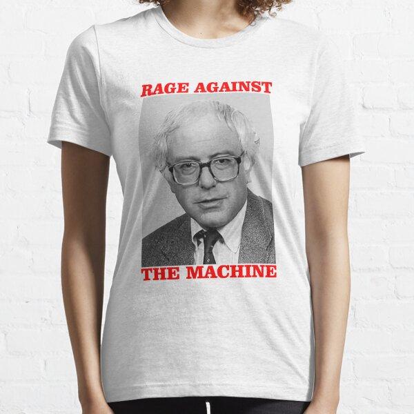 Bernie Sanders - Rage Against The Machine Camiseta esencial