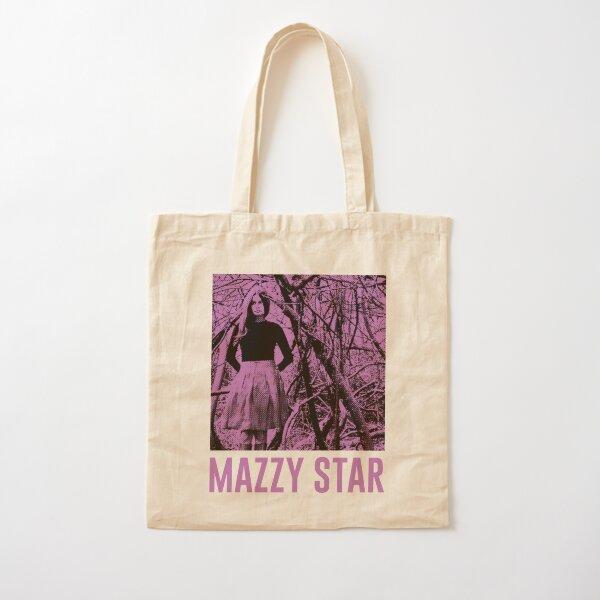 Mazzy star // Sandoval Cotton Tote Bag
