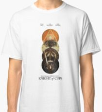Knight Of Cups Poster Classic T-Shirt