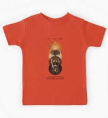 Knight Of Cups Poster Kids Tee
