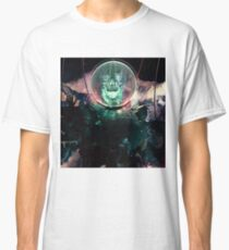 Wire Skull- Full Landscape Classic T-Shirt
