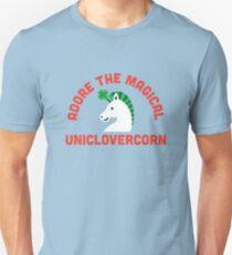 Adore the Magical Uniclovercorn Unisex T-Shirt