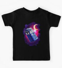 My Doctor Who Of The Moon Kids Tee