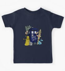 My Doctor Who Kids Clothes