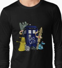 My Doctor Who T-Shirt