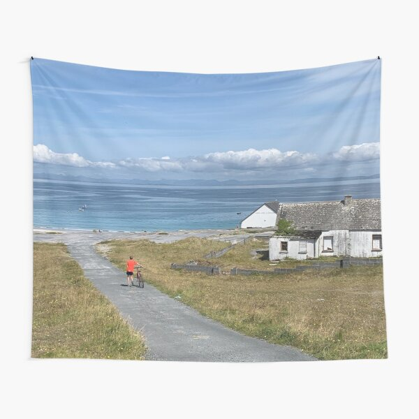 Inis Oirr, Ireland Tapestry