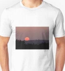 Ashdown Sunset Unisex T-Shirt