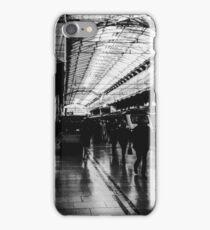 London Paddington - Black and White iPhone Case/Skin