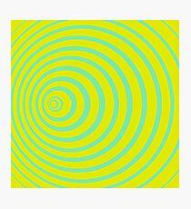 Doppler effect Photographic Print
