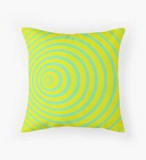 Doppler effect Throw Pillow