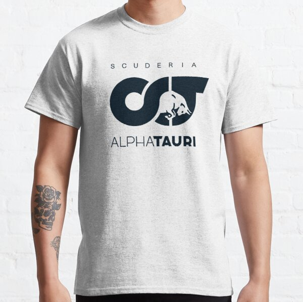 Logo Alphatauri T-shirt classique