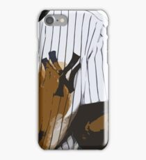 Yankees baseball team iPhone Case/Skin