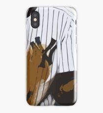Yankees baseball team iPhone Case