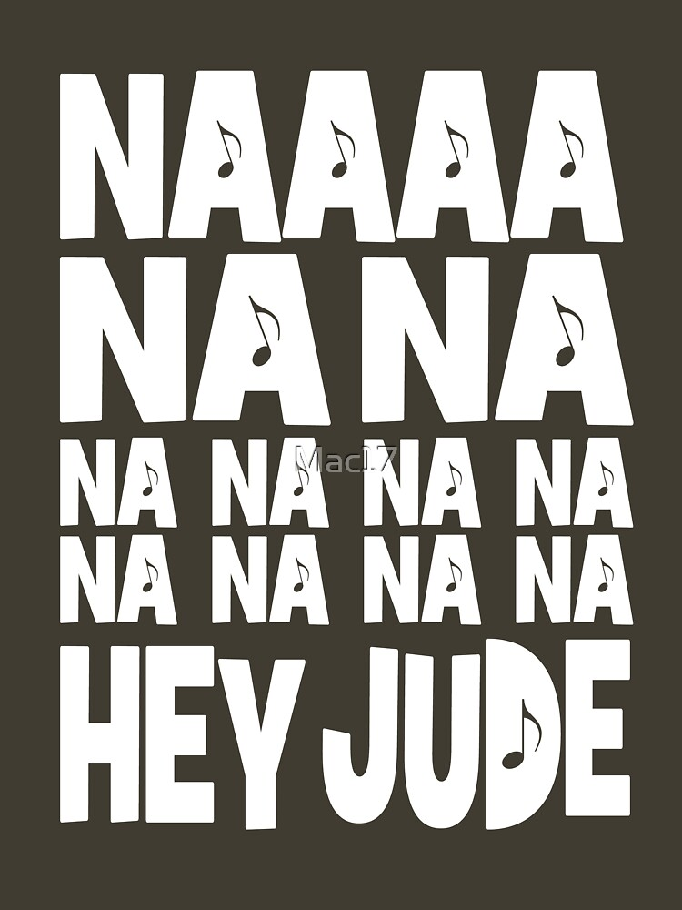 The Beatles Hey Jude   Unisex T-Shirt
