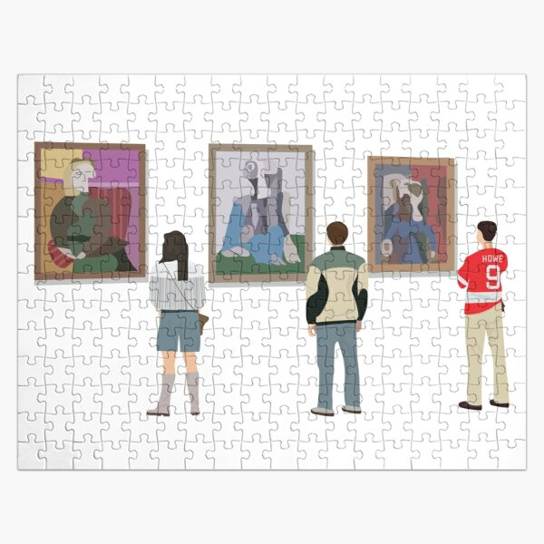 Ferris Bueller Jigsaw Puzzle