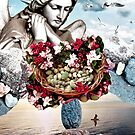 Between Heaven and Earth by Yvonne Pfeifer