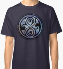 Gallifreyan's Seal of Rassilon Classic T-Shirt