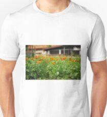 Orange Marigolds T-Shirt