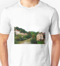 Skofja Loka River Front 2 T-Shirt