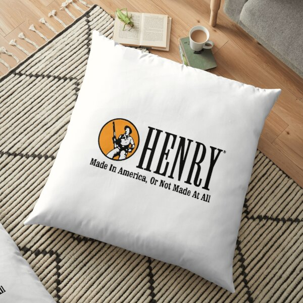 BEST SELLER - henry repeating arms Merchandise Floor Pillow