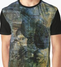 Accidental Abstract Graphic T-Shirt