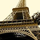 the eiffel tower   by Jan Stead JEMproductions