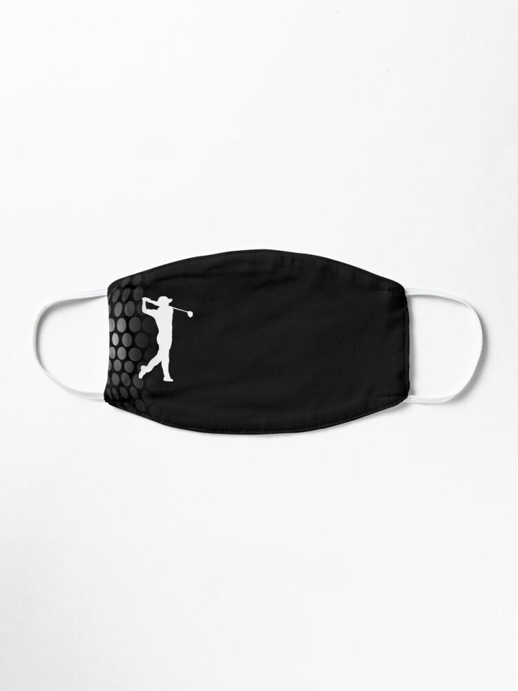 Alternate view of Golf | Golfer Tee Shot | Golfing Mask