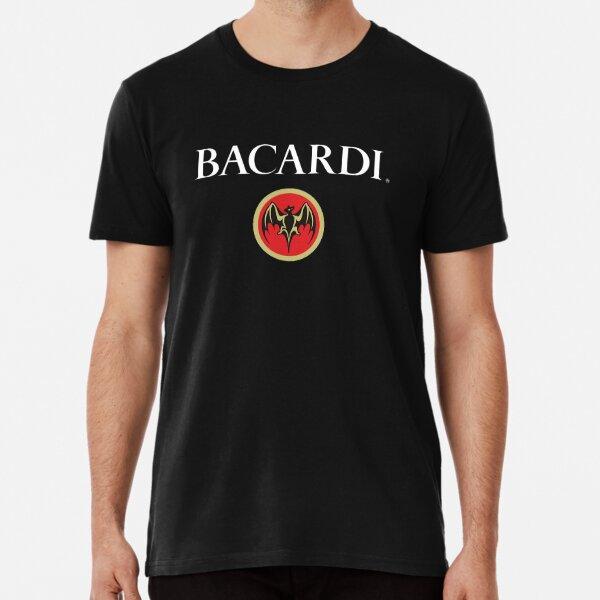 Bacardi esencial Camiseta premium