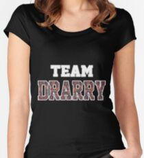 Drarry... Women's Fitted Scoop T-Shirt