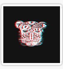 Spirit Bear 3D Sticker