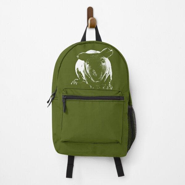 Skinny pig Backpack